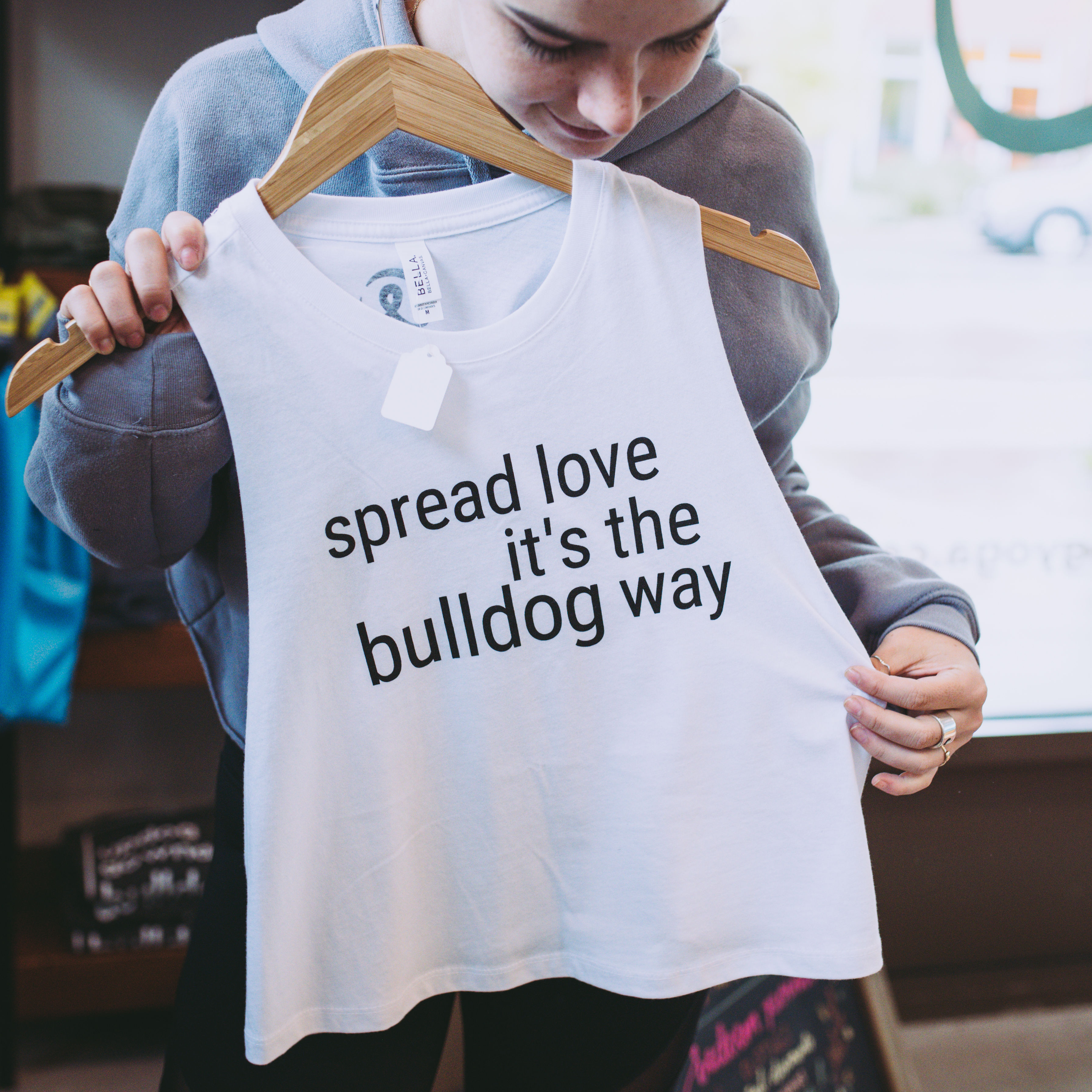bulldog gives back: Boulder Crew on a Mission