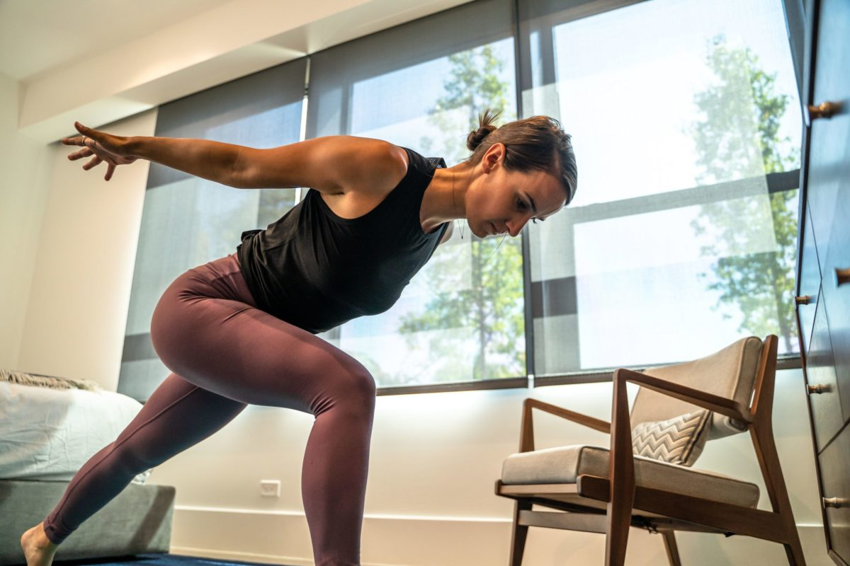 7 Tips for Setting Good Boundaries for Your Yoga Workouts at Home